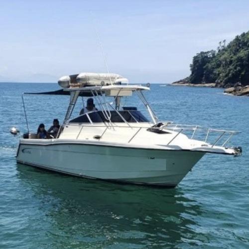 Imagem 1 de 5 de Lancha Fishing 28