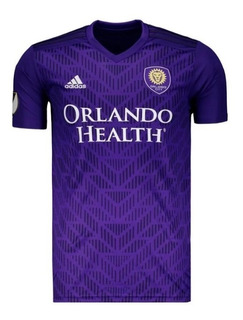 Camisa Orlando City I 19/20 Frete Grátis ( Pronta Entrega )