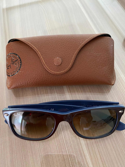 Óculos Rayban Wayfarer Azul