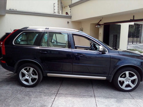 Volvo Xc90 2.5 T Awd R- Design Sport At 2011