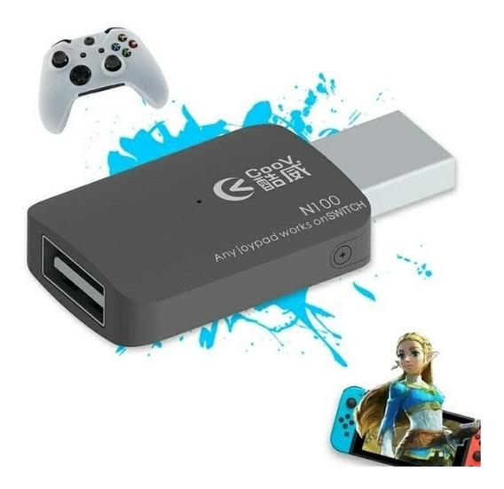 Controlador Nintendo Switch Para Controles Da Geração Atual