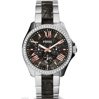 Reloj Fossil Am4632 Plata Original En Caja Entrega Inmediata