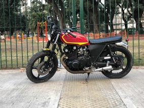 Suzuki Gs 450 Cafe Racer Brat
