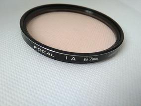 Filtro Focal Ia 67mm Fotografia Câmera Acessórios