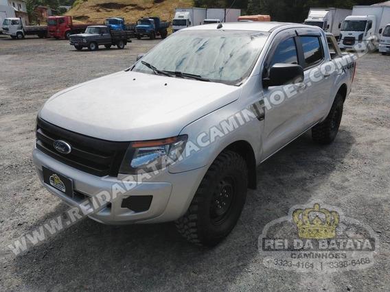 Ford Ranger Xl 2.2 Turbo Diesel 4x4 Cabine Dupla