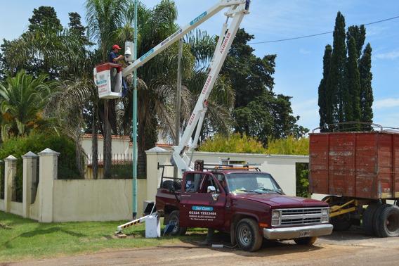 Hidro Elevador Bl13 Hidrogrubert Listo Para Trabajar