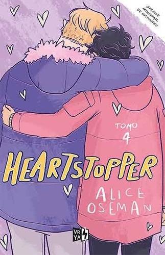 Imagen 1 de 3 de Heartstopper 4 - Alice Oseman - V&r - Libro
