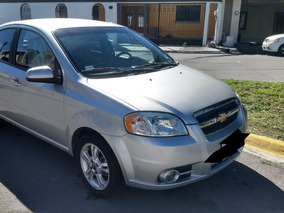 Chevrolet Aveo 1.6 M 5vel Mp3 R-14 Mt 2011