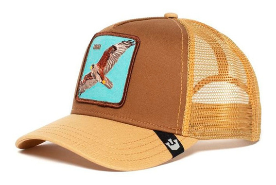Gorras Goorin Baseball High In The Sky Animal Farm Trucker
