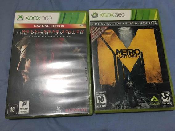 Pacote Jogos De Guerra Xbox 360
