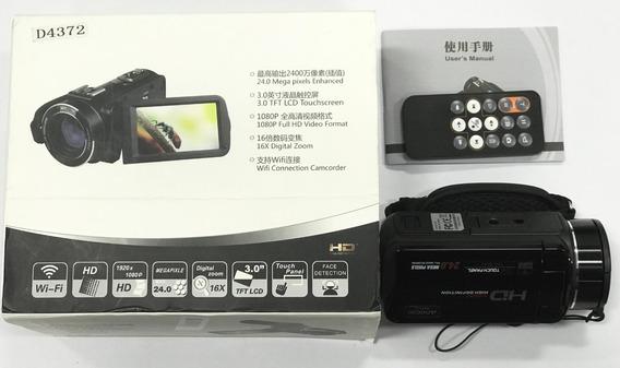 Câmera Digital Portátil Andoer Hdv-z20