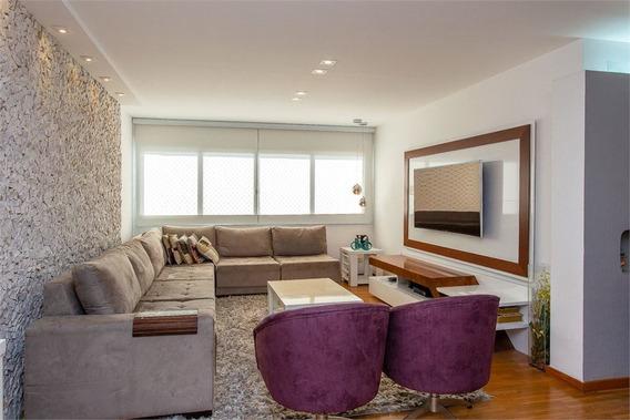 Apartamento Reformado - 110 M² - 3 Quartos - 1 Suíte - 2 Vagas - Campo Belo - 345-im445816