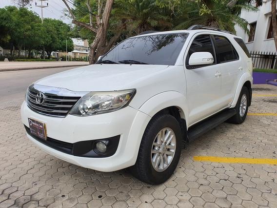 Toyota Fortuner Urbana Blindado Ii Plus Aut 4x2 Modelo 2014