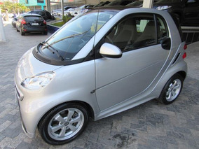 Smart Fortwo Coupe 1.0 Coupê Turbo 12v Gasolina 2p 2015