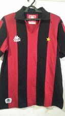 Camisa Kappa Italia - Camisas de Futebol Vermelho no Mercado Livre ... 32704c2ebbb5d