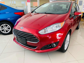 Ford Fiesta 1.6 Titanium Sedan At 2017