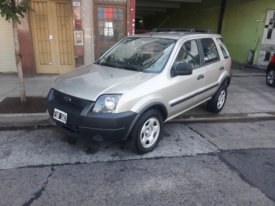 Ford Ecosport 1.6 Xl Plus Año 2006 Full