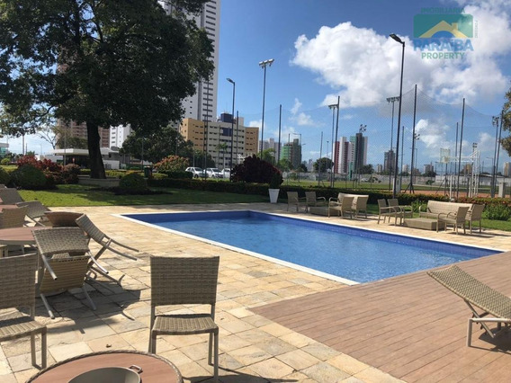 Casa De Luxo Em Condomínio Para Locação - Bairro Dos Estados - João Pessoa - Pb - Ca0263