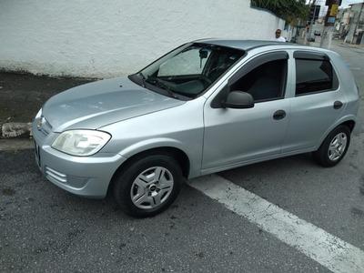 Gm - Chevrolet - Celta Life Prata 1.0 - 4 Portas - 2007/2008