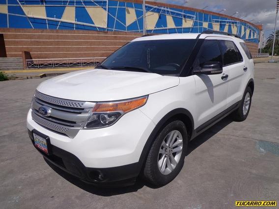 Ford Explorer Automatico Xlt
