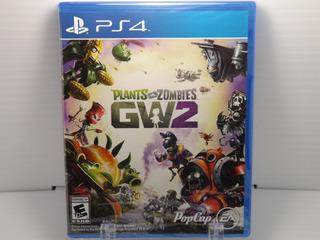 Plants Vs. Zombies Garden Warfare 2 Ps4 Fisico Nuevo