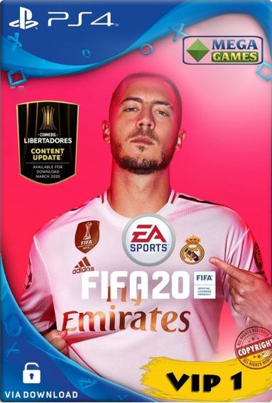 Ea Sports Fifa 20 Ps4 Cod 1 !!envio Imediato!!