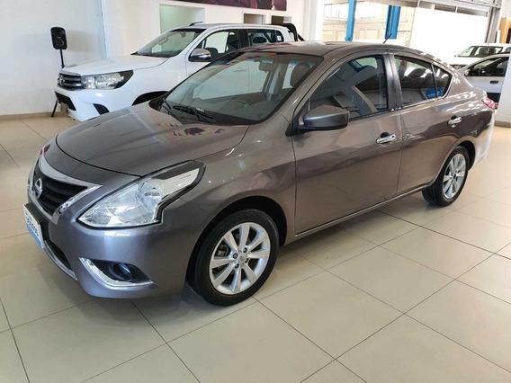 Nissan Versa Advance 1.6 Aut 2017 Jev154