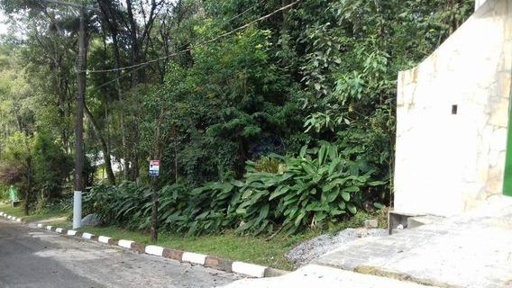 Terreno Residencial À Venda, Região Central, Caieiras. - Te0118