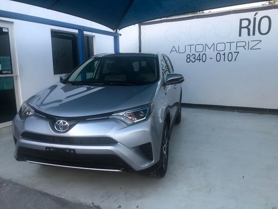 Toyota Rav 4 Xle 2017
