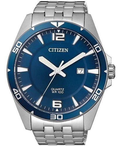 Relógio Masculino Citizen Prata Tz31463f