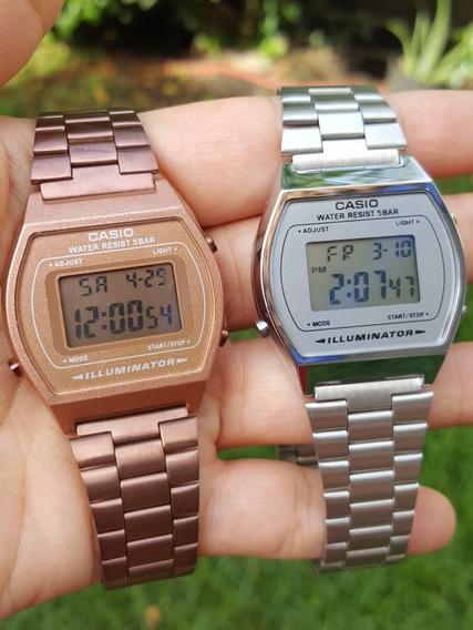 México Reloj Casio En Mercado B640w Libre shBtQCordx