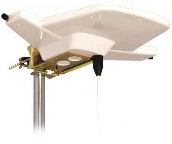 Antena Externa Amplificada Greentek Sinal Digital