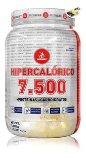 Oferta Hipercalórico Usa 7.500 1,4kg - Midway