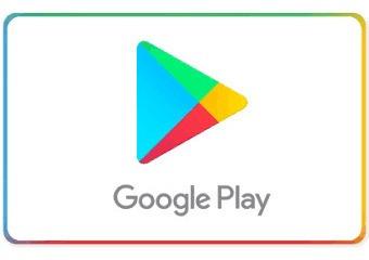 Gift Card Google Play 100r$