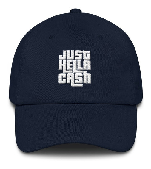 Gorra Just Hella Cash Grand Theft Auto