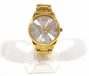 Relógio Armani Exchange Dourado