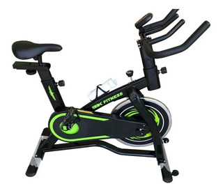 Bicicleta Spinning Sbk Ciclismo Indoor Cm-123 Con Temporizad