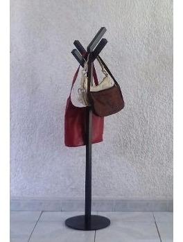 Imagen 1 de 10 de Percheros Restaurante Oficina Hogar Bar Modelo Bordon Diseño