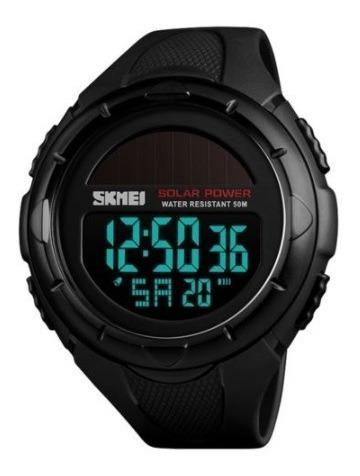 Reloj Quarzo Skmei 1405 Solar Sumergible