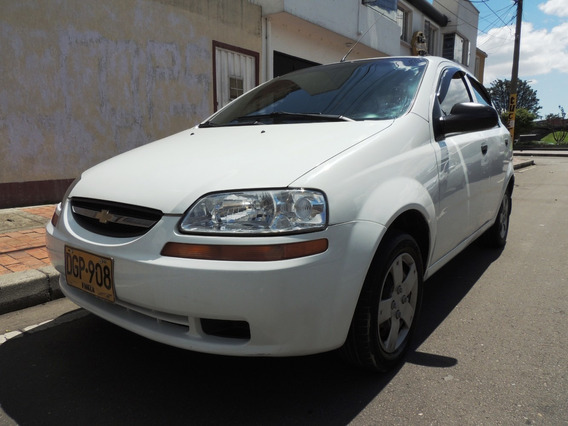 Chevrolet Aveo Family 1.500cc Aa Mt