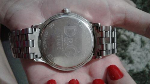 Relógio Dolce E Gabbana