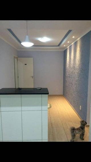 Apartamento Com 2 Dormitórios Para Alugar, 48 M² Por R$ 700,00/mês - Jardim Do Lago - Limeira/sp - Ap0315