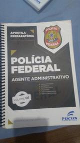 Apostila Focus Polícia Federal - Agente Administrativo 1 E 2
