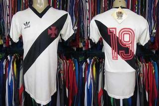 Vasco Da Gama 1984 Camisa Titular Tamanho G Número 19.