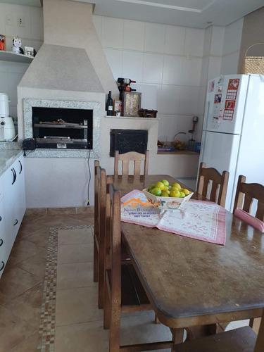 Linda Casa No Condominio Arujá 5 - 20337