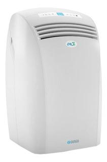 Ar condicionado Olimpia Splendid PIU portátil frio 12000BTU/h branco 220V Silent