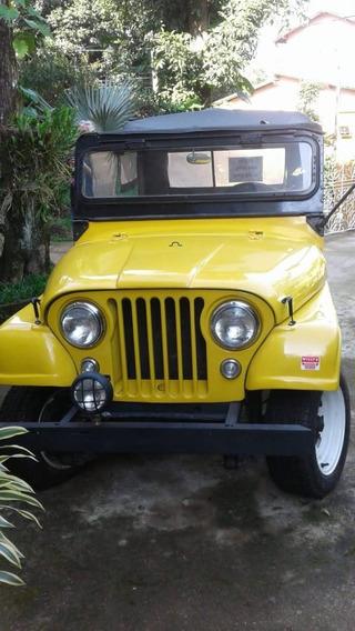 Jeep Willys 6cc