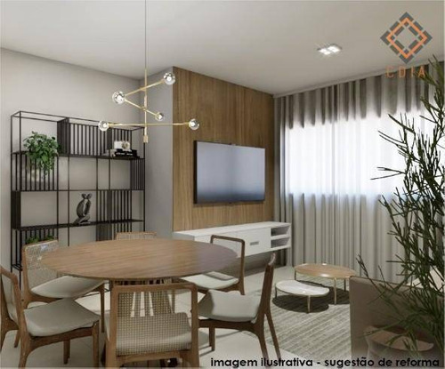 Apartamento Para Compra Com 2 Quartos, 1 Suite E 1 Vaga Localizado Em Perdizes - Ap52931