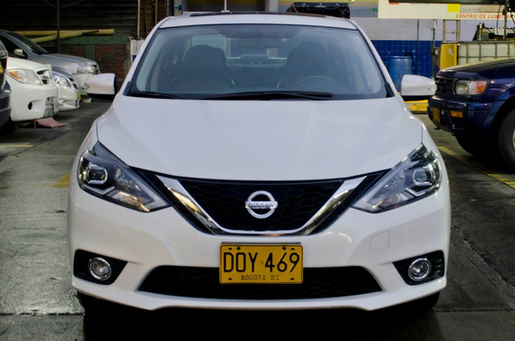 Nissan New Sentra Exclusive Aut 2017 F.e