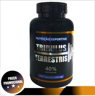 Tribulus Terrestris 650mg 100 Capsulas